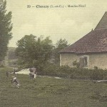 Carte postale - La Cisse