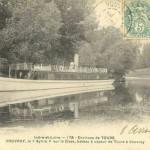 Carte postale - Vouvray