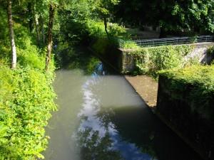 La remberge sur la commune de Pocé-sur-Cisse