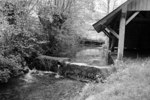 lavoir de monteaux - NADOU -Lavoir de Monteaux, la besnerie