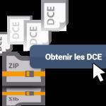 obtenir-DCE